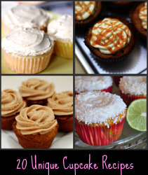 unique cupcake flavors