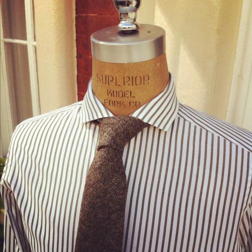 """Tweed 3.25"""" Tie."""