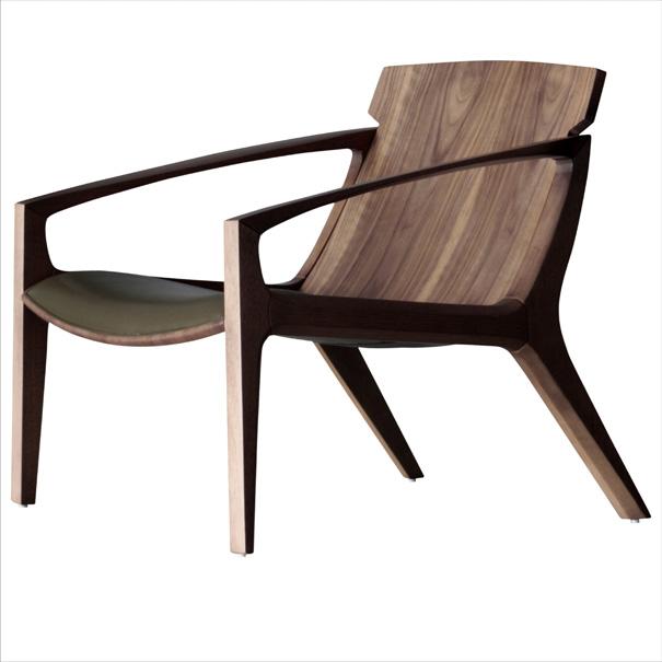 Linna Armchair by Yanko Design