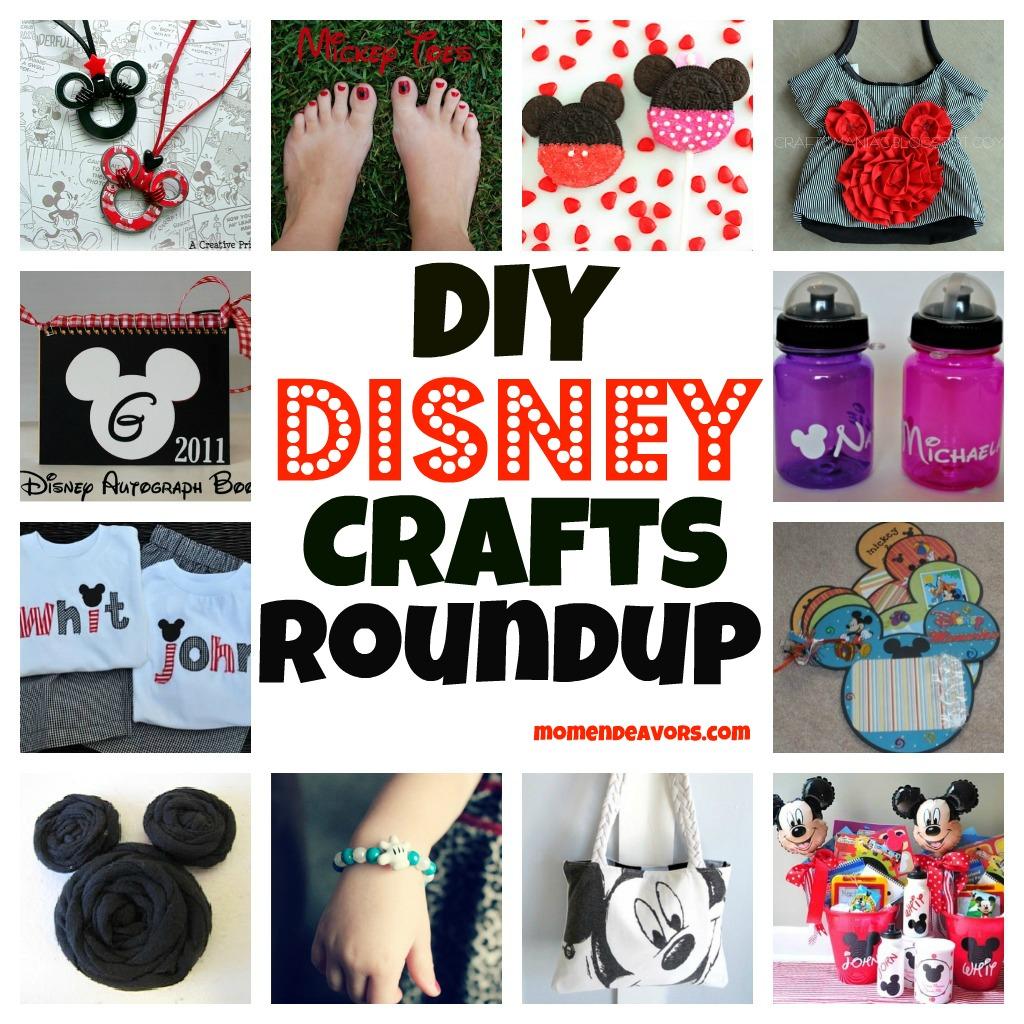 Great #Disney craft ideas!