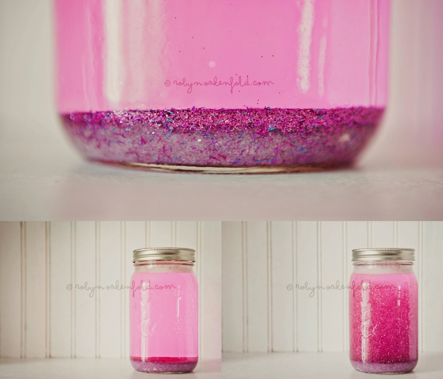 The Settle Down Jar: tell child that they need a break and may come back when ev