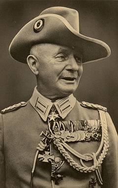 The German general who told Hitler to go screw himself-click for name and bio-He