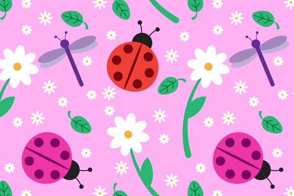 Ladybug Land by FP   DecalGirl