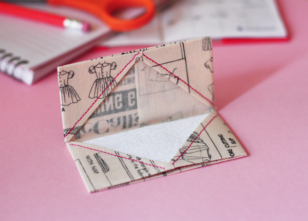 Origami Business/Gift Card Holder