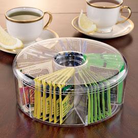 Solutions – Round Tea Box