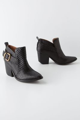 tara woven booties