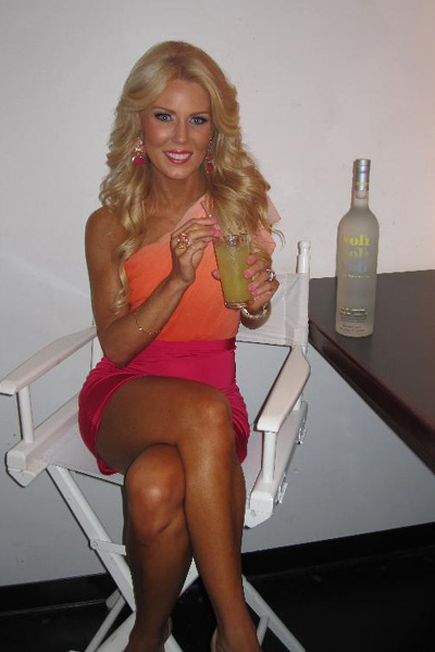 Gretchen Rossi shares tips to stay skinny and fab