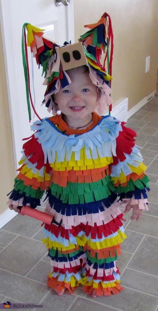 Darling pinata costume