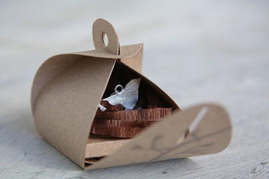 DIY gift packaging~