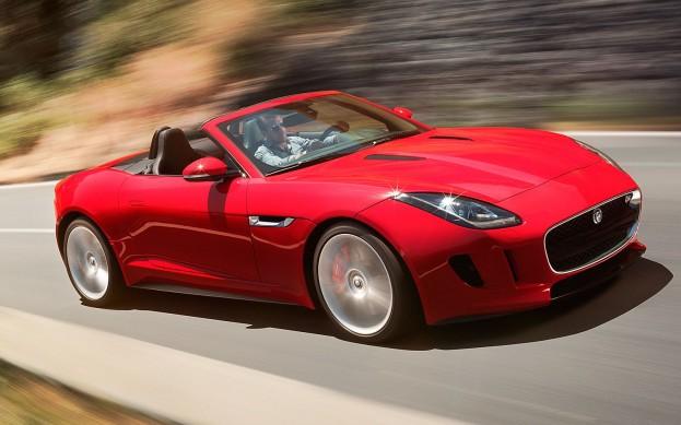 2014-Jaguar-F-Type-front-view