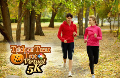 Start Training Now for SparkPeople's Fall 5K