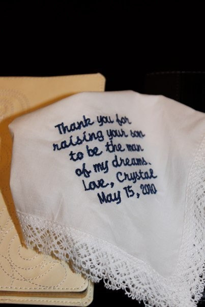 I love this! such a sweet note to your mother-in-law!
