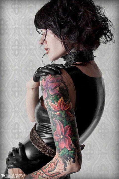 #tattoo #ink #girl