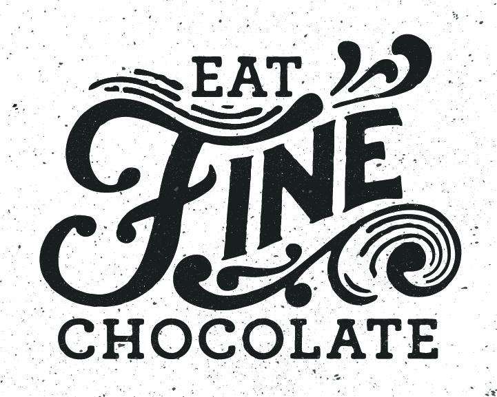 Eat Fine Chocolate – 8×10 print file