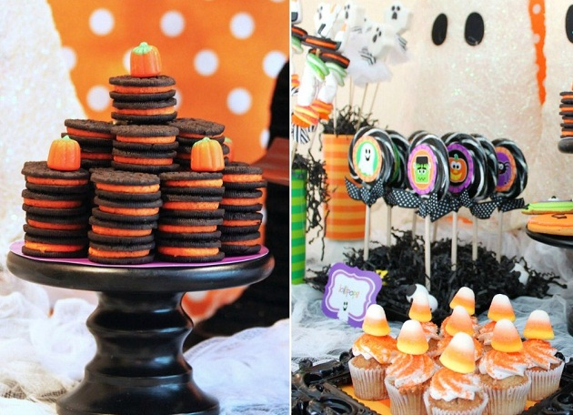 Child-Friendly Halloween Party Ideas