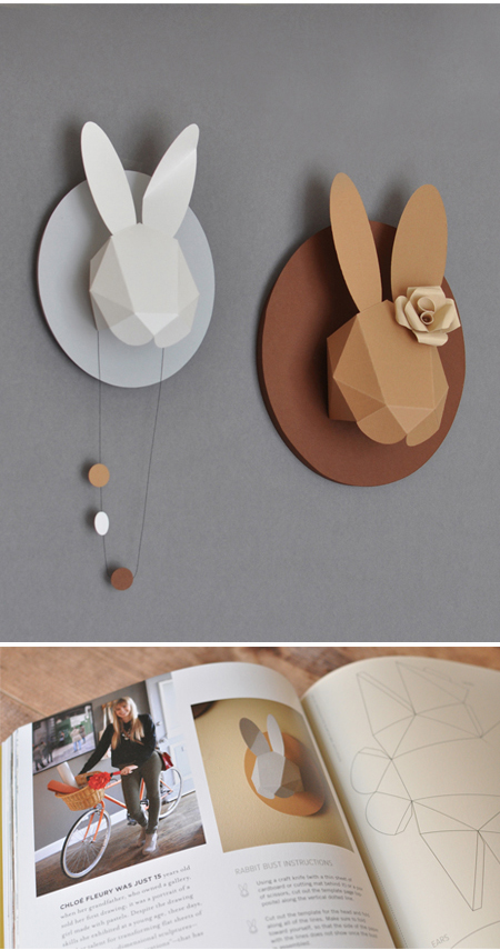 Chloe Fleury- amazing paper folding