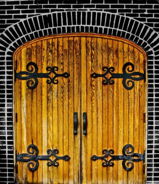 Wooden Antique Doors