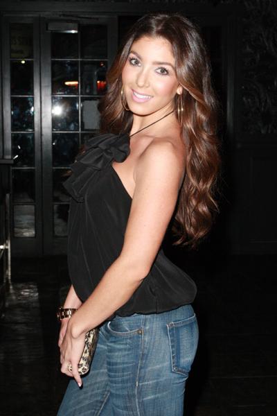 Melissa Molinaro versus Kim Kardashian: Look alikes?