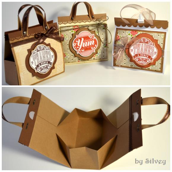 Mini Bag using 8.5×11 paper