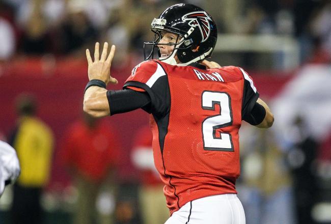 Matt Ryan – Falcons beat Broncos on Monday Night Football