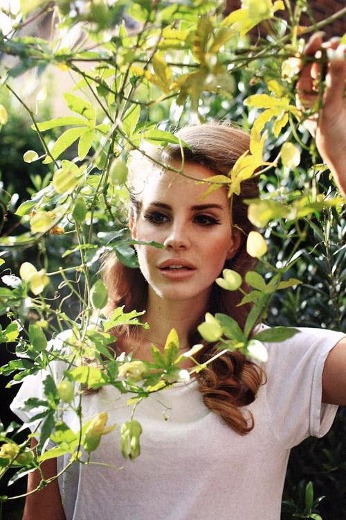 Lana Del Ray.