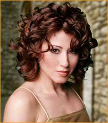 Short Curly Hair   Curly Hair Styles