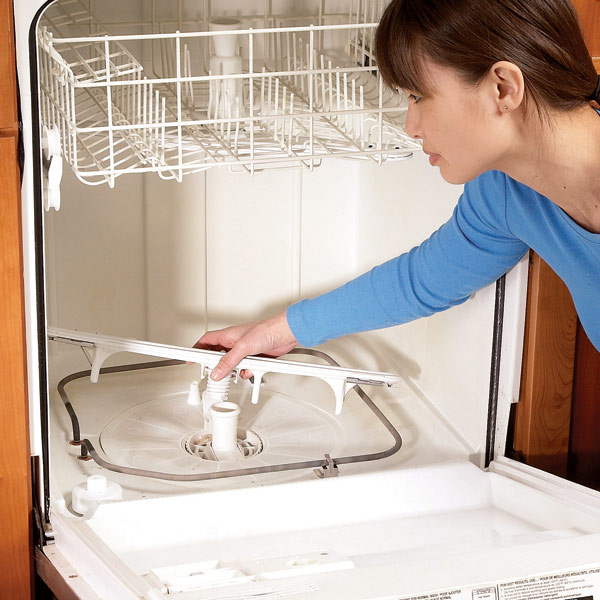We do this every few months; When your dishwasher doesn't clean well, fix it
