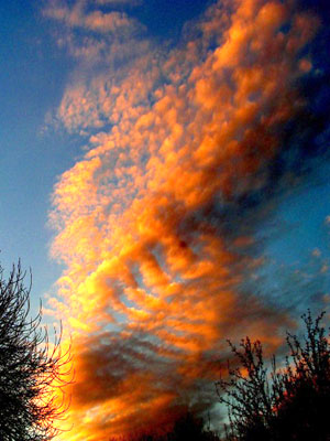 Cloud helix
