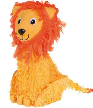 Lion King Birthday Party ideas – What a cute pinata!