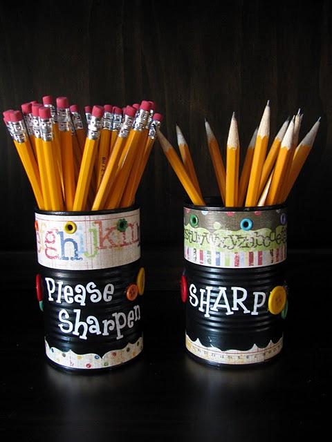 Cute idea for a classroom!