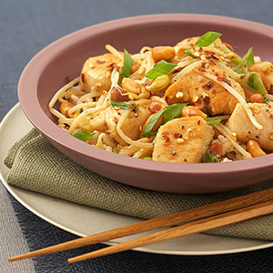 Chicken and Chili Stir-Fry