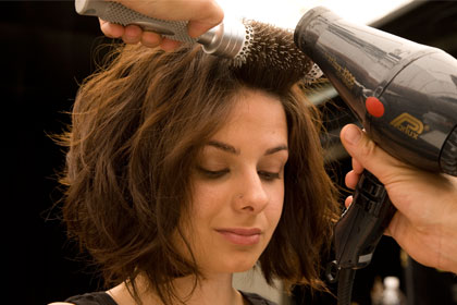 How to Get Tousled Wavy Hair for Every Length