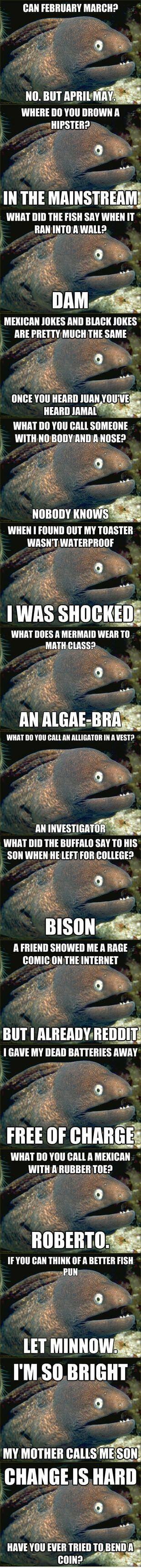 Bad Joke eel :)