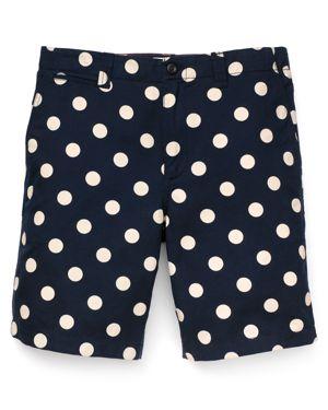 Jack Spade Busby Dot Shorts
