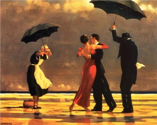 The Singing Butler – Jack Vettriano