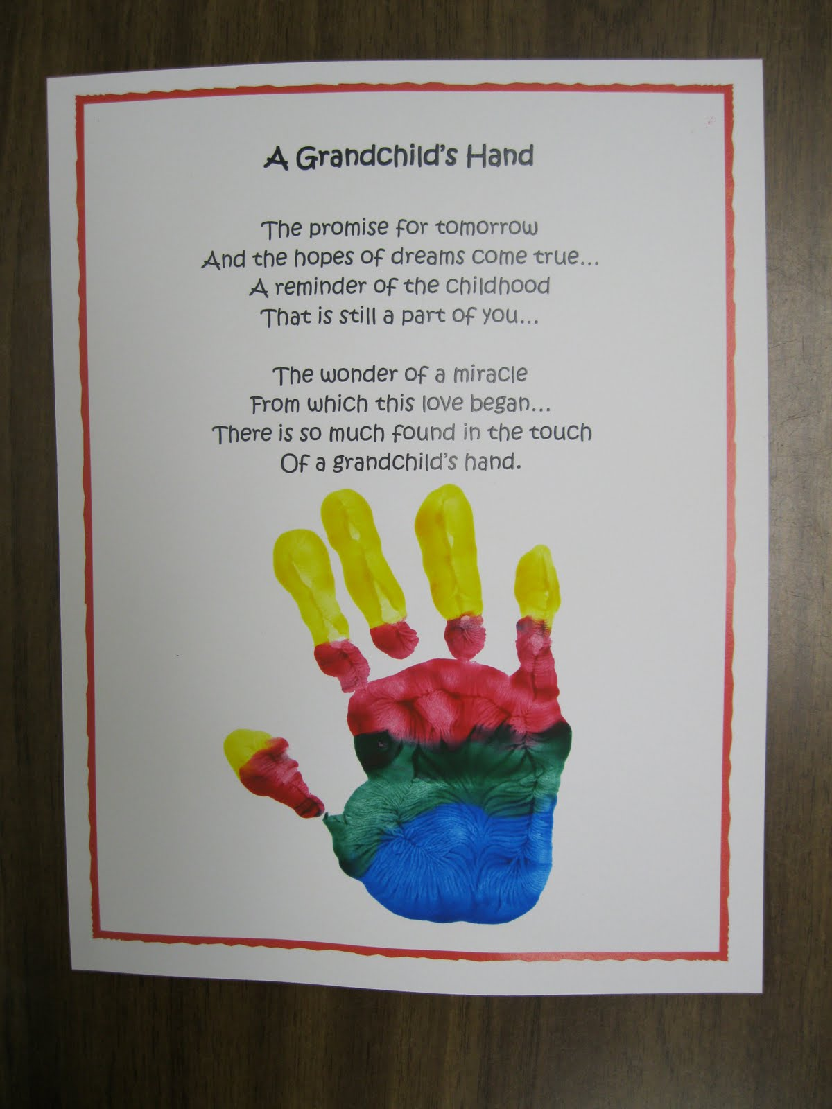 Grandparents Day Poem | PinPoint