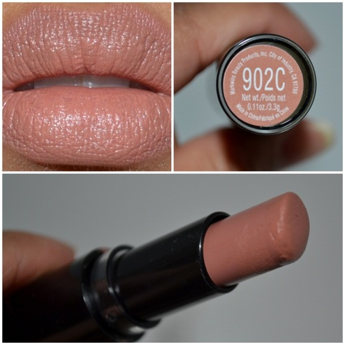 Wet n Wild MegaLast Matte Lip Color in Bare It All – Another pinner wrote:I must
