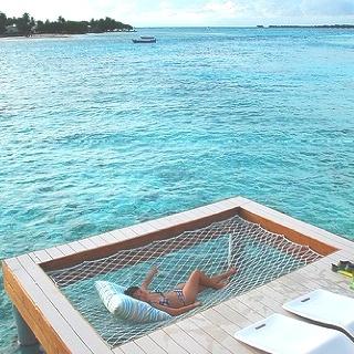 Dock hammock…absolutely!