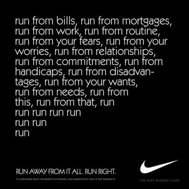 Nike: Run Run Run
