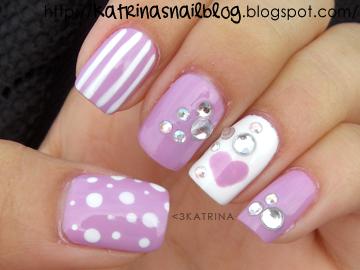 purple.heart.dots.strips