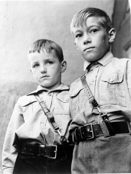 Nazi Youth, 1938.