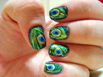 cool, nails, nice