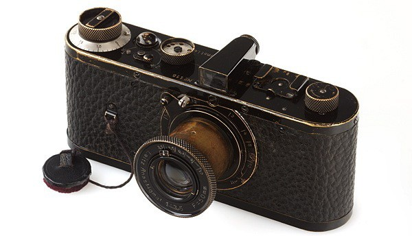WOW… most expensive camera ever sold for $2.8 million!