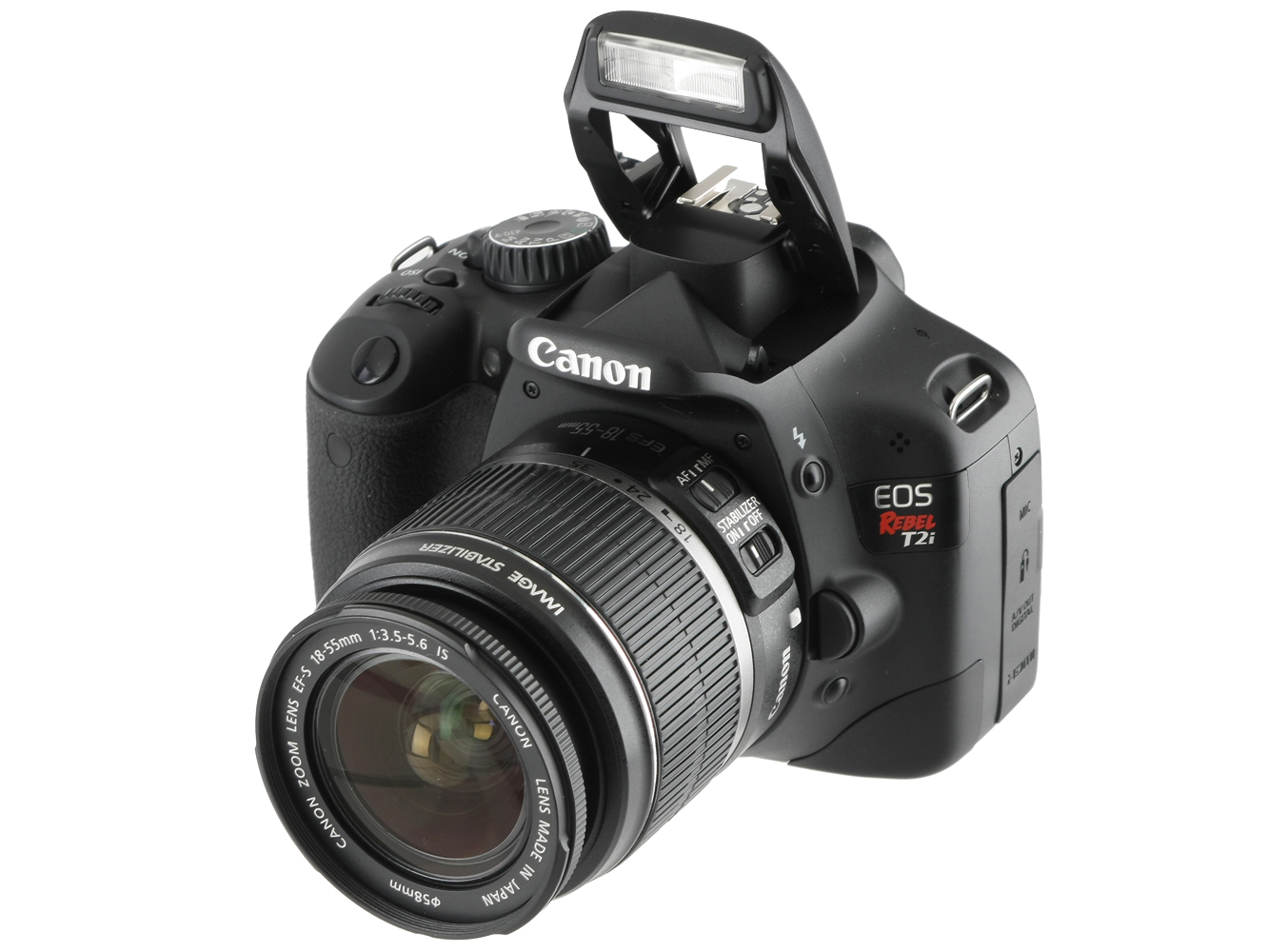 Canon EOS Rebel T2i $589
