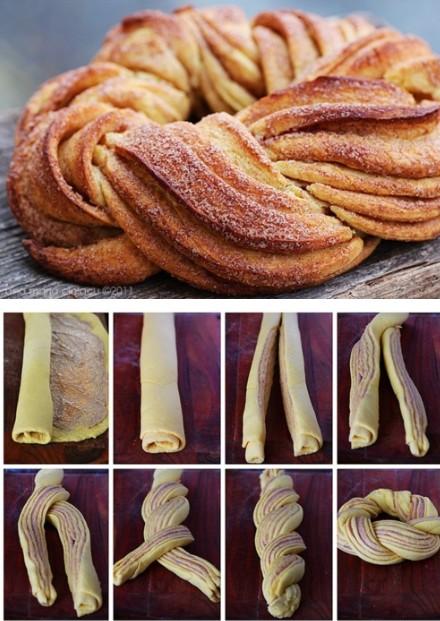 Cinnamon Sweet Brea