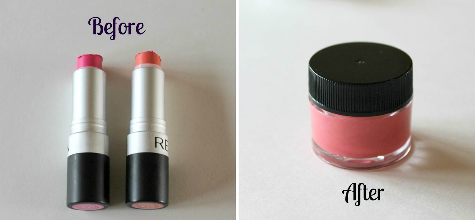 Make your own custom lipcolor #diy