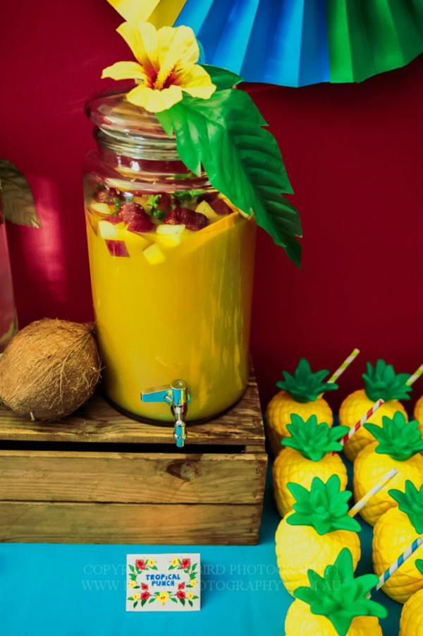 Rio party – tropical punch