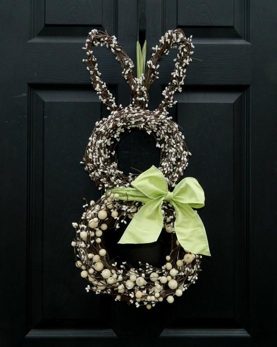 6 Easter Wreaths