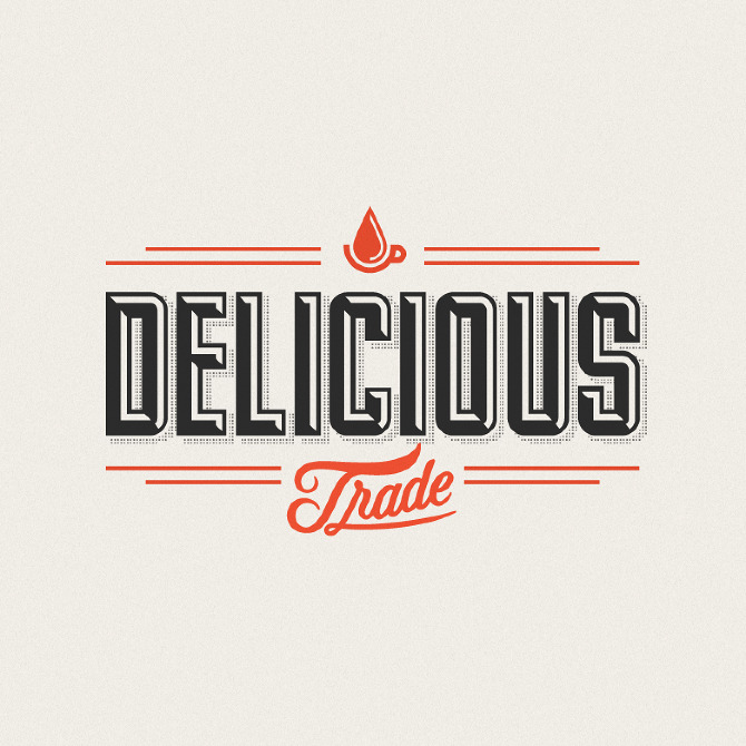 Delicious Trade  by Drew Melton