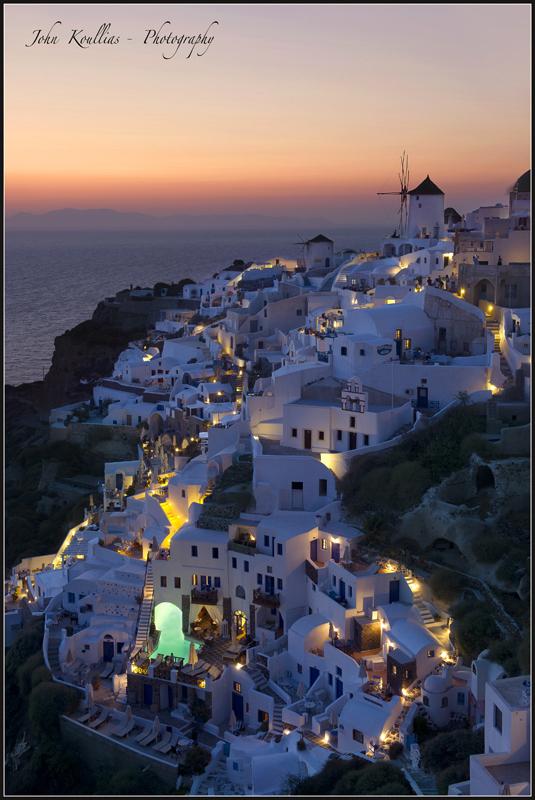 Oia – Santorini, Greece